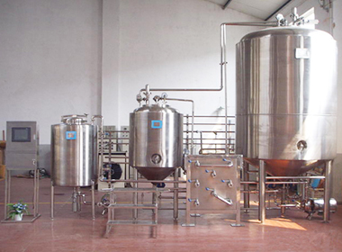 Yeast propagation Equipment