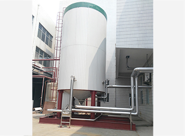 Shandong LvLanSha Brewery Co., Ltd. (under the Tsingtao Brewery Co., Ltd.) in July 2015 completed the installation of the use of syrup add system