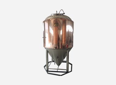 Copper fermentation tank