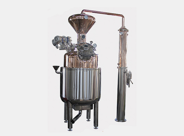 500L Copper Still